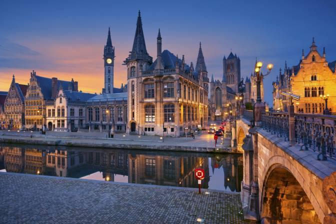 Top 10 Things to do in Ghent