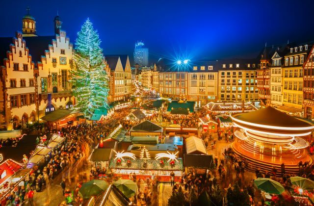 Best German Christmas Market | Winter Getaways | P&O ...