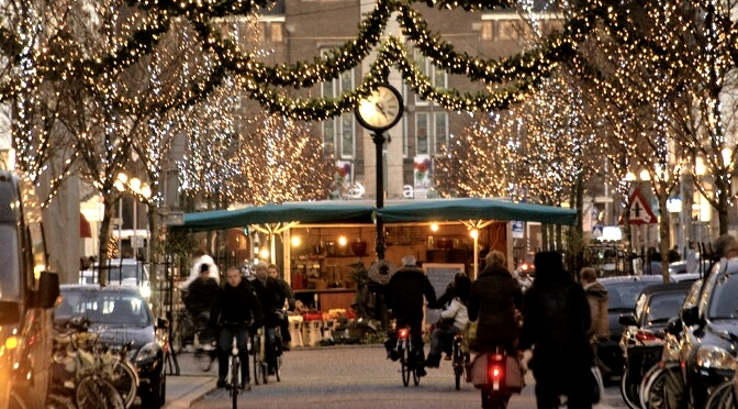 Best Christmas Markets in Amsterdam and beyond