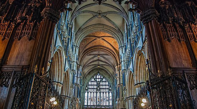 Beverley Minster in Yorkshire