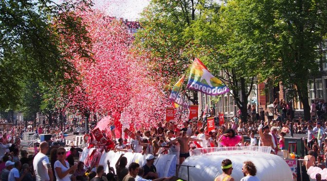 Rainbows ready! Upcoming LGBTQ pride events in Europe
