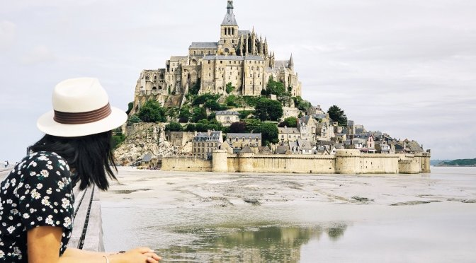 Mont St Michel Dinan Brittany France