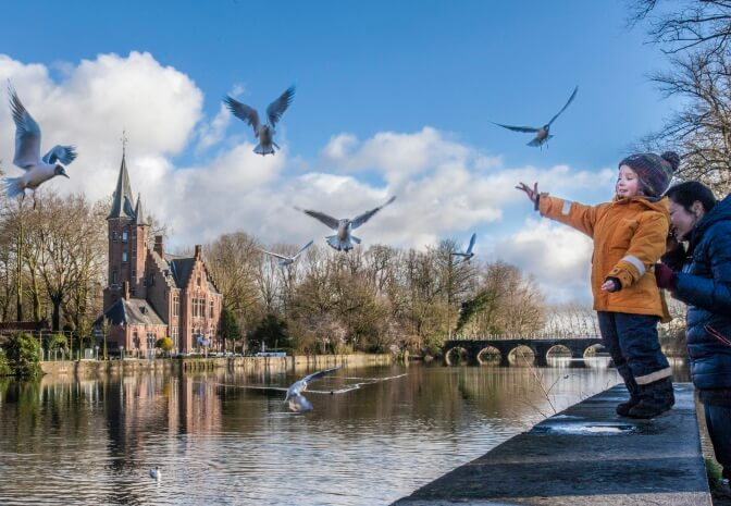 6 reasons why you should visit Bruges in 2019