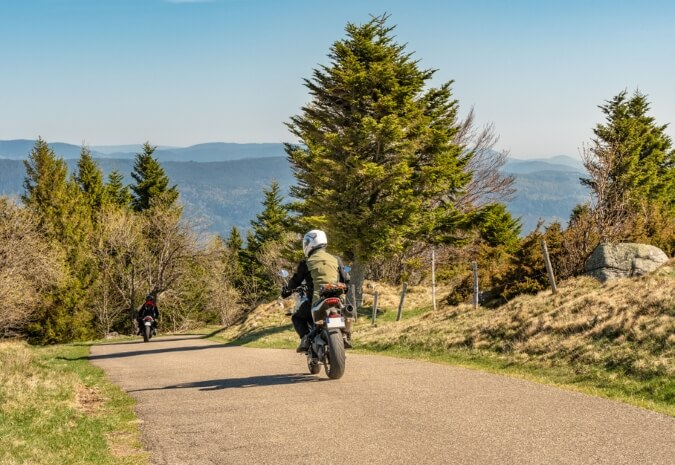 The joy of the open road: Motorcycling in France