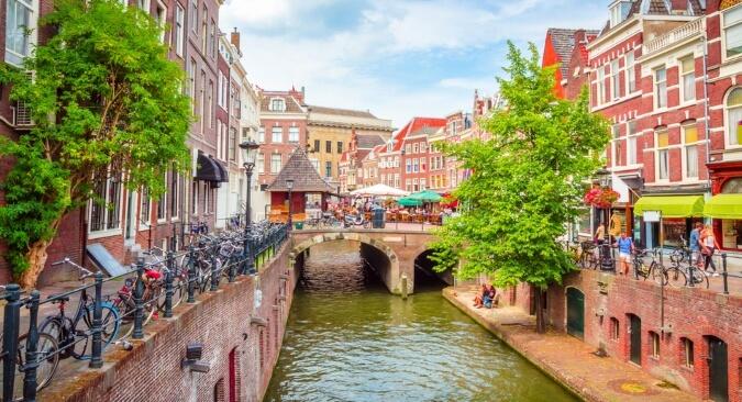 A Weekend in Utrecht
