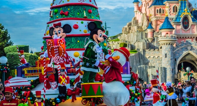 Christmas Theme Park.Europe S Theme Parks At Christmas P O Ferries Blog